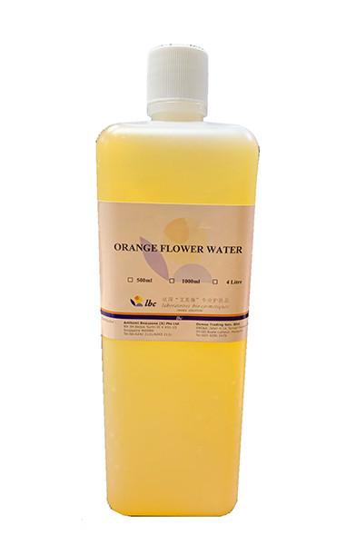 Orange Flower Water  - 1000ml
