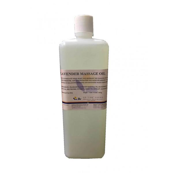 Lavender Massage Oil - 1000ml