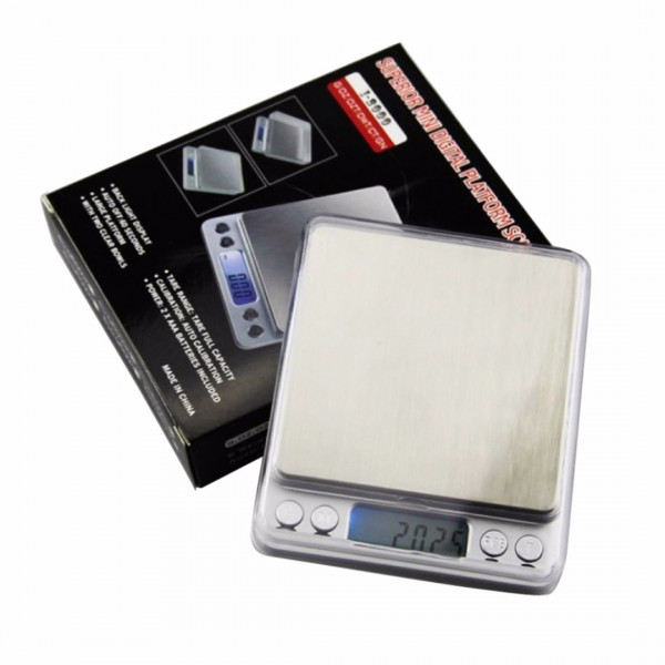 I-2000 Superior Mini Digital Kitchen Home Food Scale Weighing