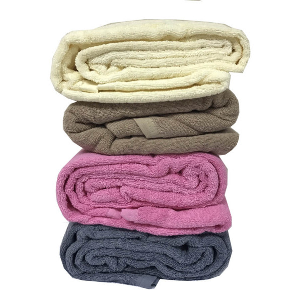 Extra Large Towel Cotton Material 40inch x 80inch 25 Pounds