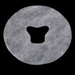 Disposable Woven U Shape Pillow Face Rest Body Massage Cradle