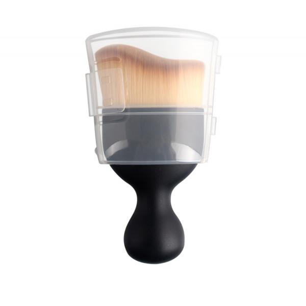 Liquid Foundation Brush Concealer Blush Curved Brush Cosmetic Tools