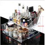 Acrylic Makeup Organizer with Drawer Extra Large Design