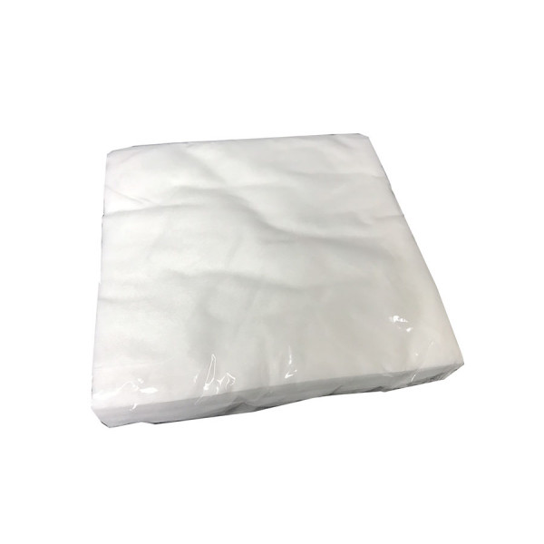 Disposable Facial Wipe (20cm x 20cm) - 100% Cotton