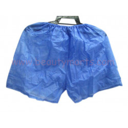 Disposable Boxer Panties (Blue)