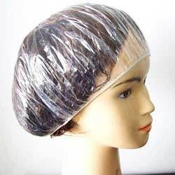 Dis' Plastic Shower Cap (Thin)