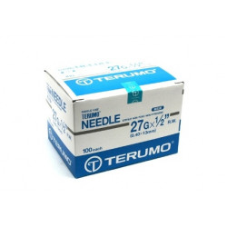 Terumo Needles 26G x 13mm