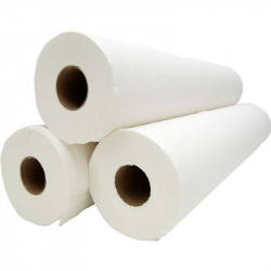 Disposable Woven Bed Sheets Roll (Hole)
