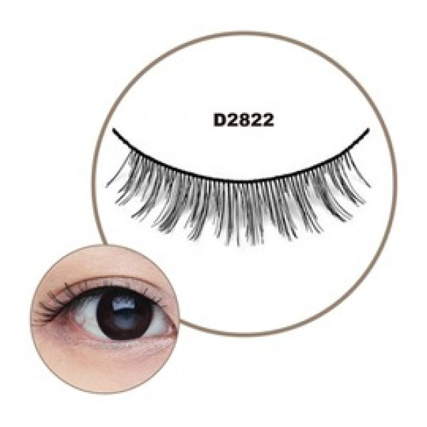 All-Belle Premium Handmade Eyelash D2822 - (10pairs)