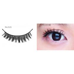 All-Belle Premium Handmade Eyelash D2121 - (10pairs)