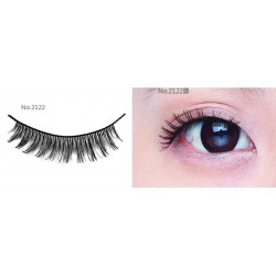 All-Belle Premium Handmade Eyelash D2122 - (10pairs)