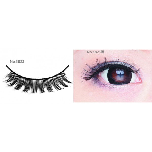 All-Belle Premium Handmade Eyelash D3821 - (10pairs)