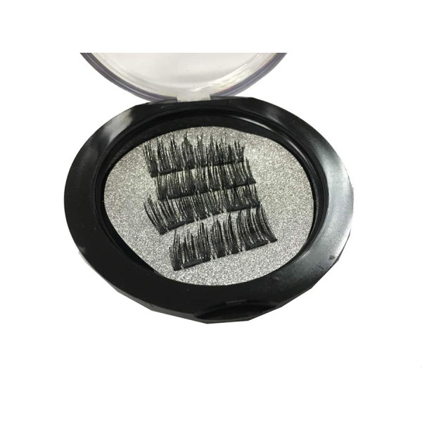 Magnetic False Eyelashes 3D Mink Reusable #K017