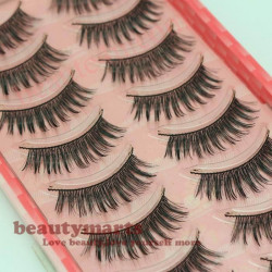 All-Belle Premium Handmade Eyelash D4825 - (10pairs)