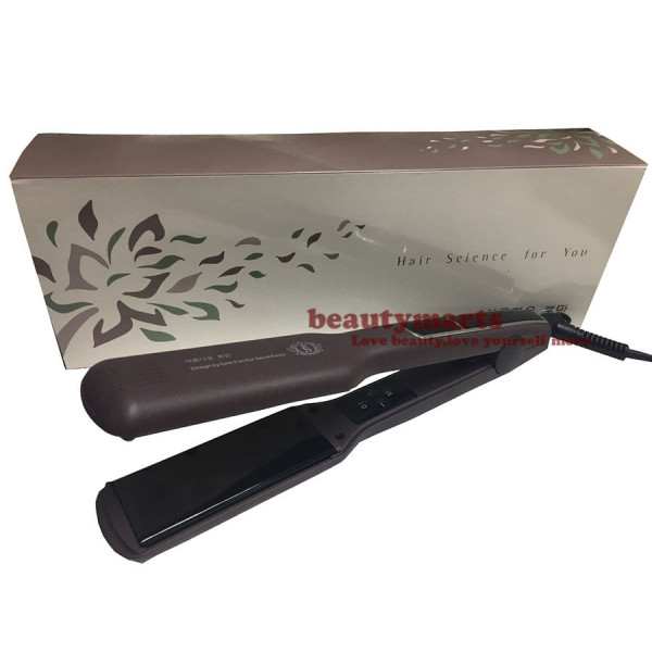 Fun Kor Korea Professional Hair Straightener Titanium Iron