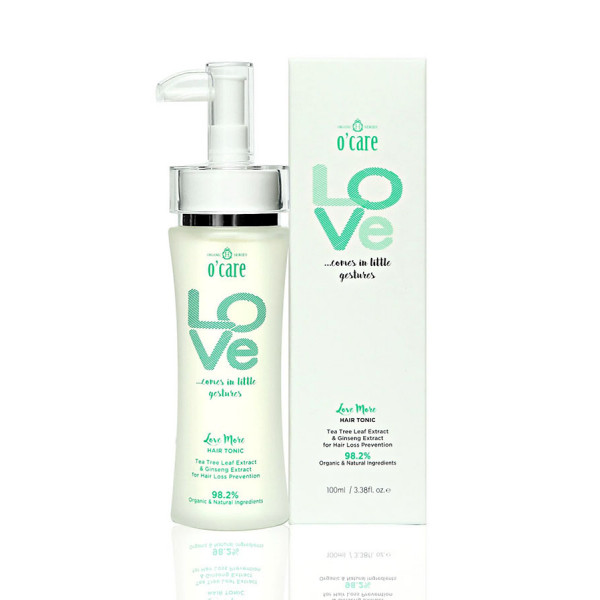 O'CARE Love More Hair Tonic 100ml