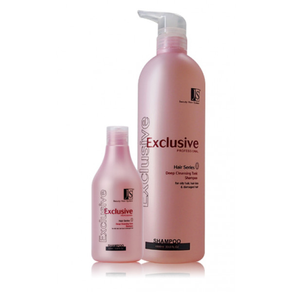 JS (0) Deep Cleansing Shampoo (Ideal for oily hair loss & damaged hair)