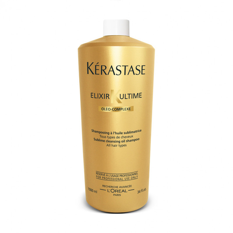 kerastase elixir ultime huile lavante bain for all hair. Black Bedroom Furniture Sets. Home Design Ideas