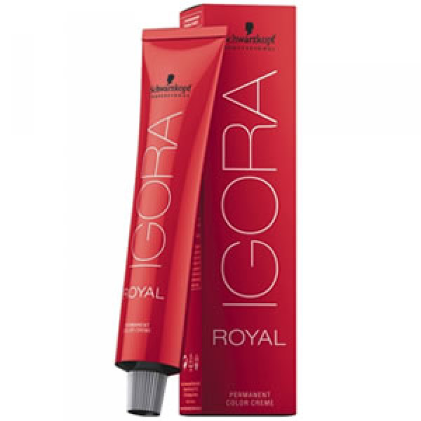 Schwarzkopf Igora Royal Color Tube