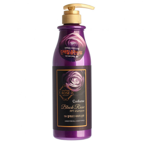 Confume Black Rose PPT Shampoo