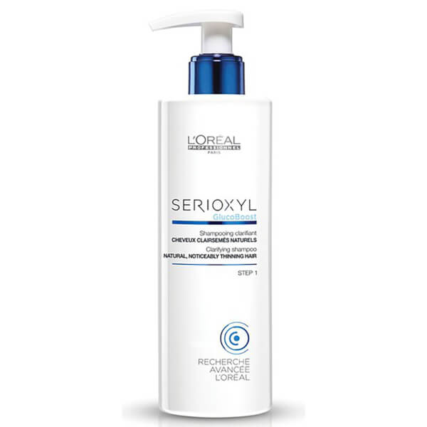 Loreal Professionnel Serioxyl Clarifying Shampoo 1-Natural Hair