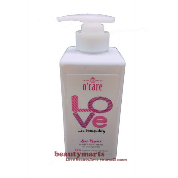 O'CARE Love Repair Hair Treatment (Ideal for damage hair)