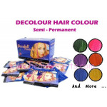 Decolour Dye Powder (Semi-permanent)
