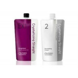 Shiseido Crystallizing Straight Neutralizer EX1+EX2 (Very Resistant Hair)
