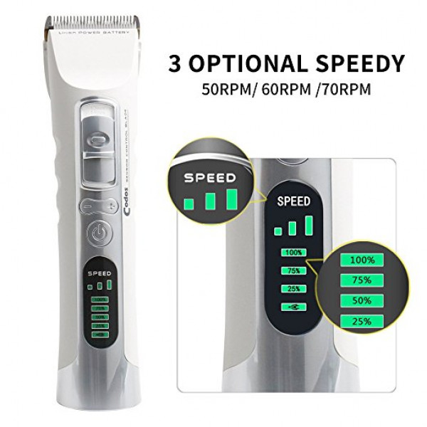 Codos CHC-919 Professional Cordless Hair Clipper