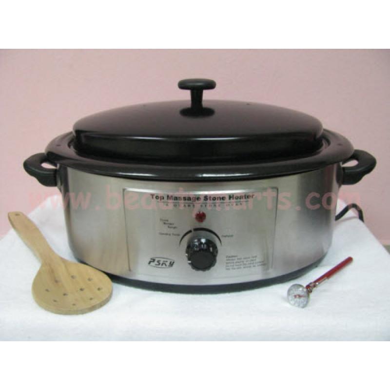 Hot Stone Heater (KA-6Q) - Hot Stone - 10381 | beautymarts.com