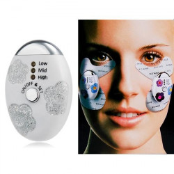 SainSonic  Mini Portable Electric Wrinkle Removal Beauty Equipment for Eyes (KD-8908)