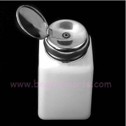 Empty Pump Dispenser Nail Art Polish Remover (160ml)