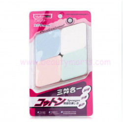 Make-Up Sponge (4pcs)