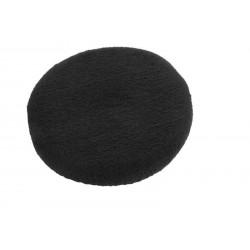 Black Cellulose Facial Sponge