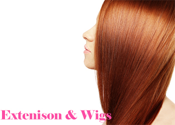 EXTENSION & WIGS