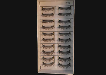 TAIWAN FALSE EYELASHES 假睫毛