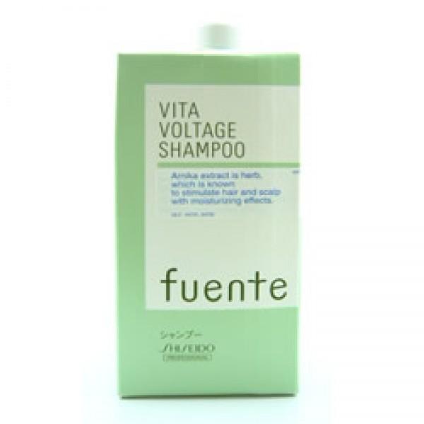 Shiseido Fuente Vita Voltage Shampoo