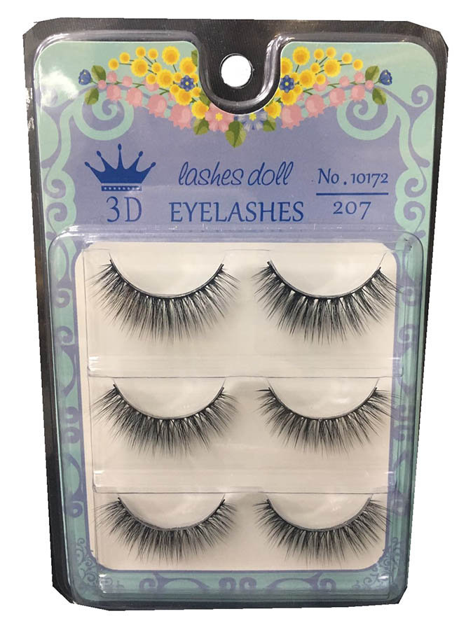 False Eyelashes 1 Pair Sell Peach Heart False Eyelashes Korea Natural Naked Makeup Long False Eyelash Handmake Eye Lashes Makeup Kit Gift #007 To Invigorate Health Effectively