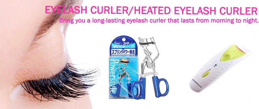 Eyelash Curler Heated Eyelash Curler