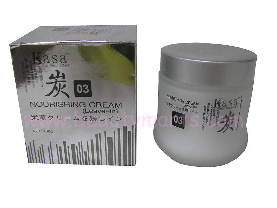 Kasa Charcoal Nourishing Cream Ideal For Uv Protect