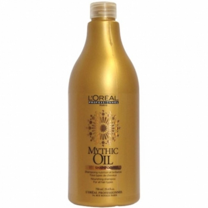 L Oreal Mythic Oil Shampoo For All Hair Type L Oreal