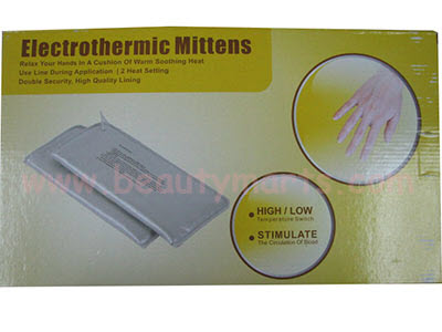 Electrothermic Mittens Waxing Pot 10073 Beautymarts Com